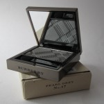 Тени Burberry Sheer Eye Shadow #17 Pearl Grey & #15 Slate Blue