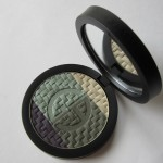 Giorgio Armani jacquard eye palette #1 green (Night Violet)