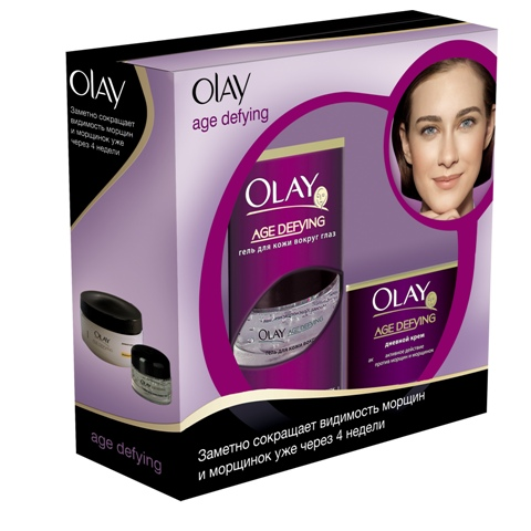 OLAY_Age Defying_Present Pack