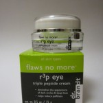 Крем для глаз Dr. Brandt Flaws No More r3p Eye Triple Peptide Cream