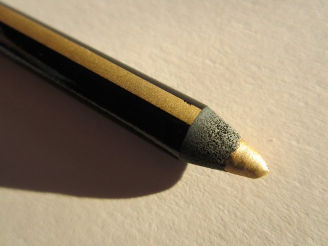 Giorgio Armani eye liner pencil #04 Antique (5)