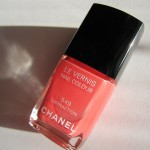Лак Chanel #549 DISTRACTION (Roses Ultimes de Chanel)