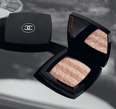 Chanel fall 2012 face