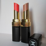 Помады Chanel Rouge Coco Shine #447 En Vogue и #437 Empreinte