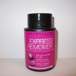 Maybelline Express Remover - надо!