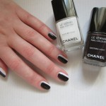 Маникюр с лаками Chanel Eastern Light & Western Light