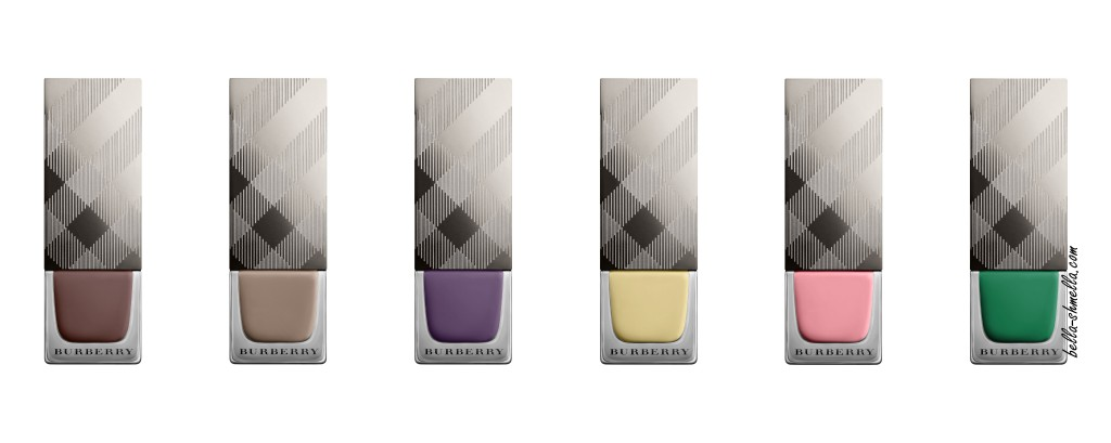 Burberry Nailscollection ss2014_1