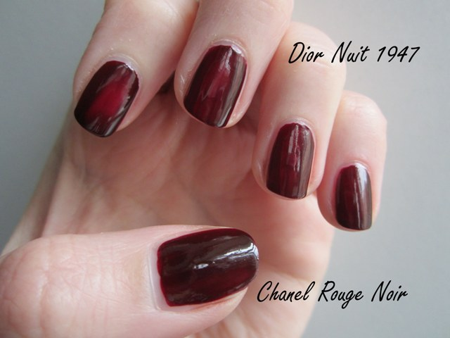 Chanel #18 Rouge Noir_bella-shmella (2)