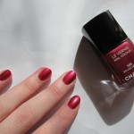 Лак Chanel #595 Rouge Moiré