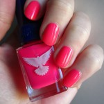Лак Christina Fitzgerald #Girlfriend (Fluoro Pink)