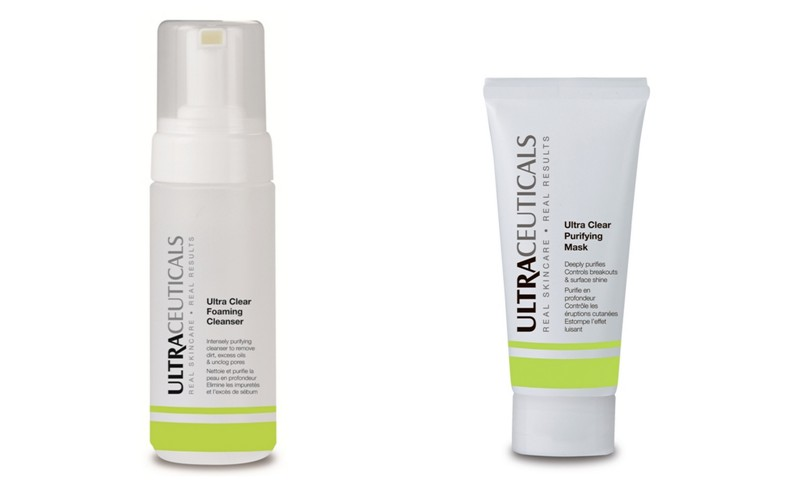 Ultra Clear Skincare System