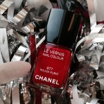 Лак Chanel #677 Rouge Rubis