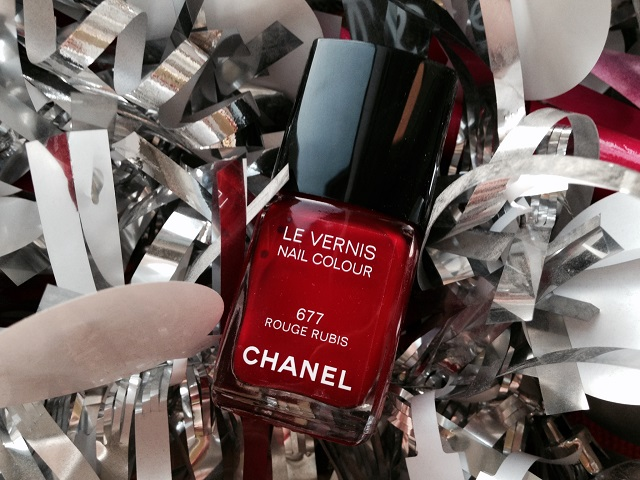 Chanel #677 Rouge Rubis (6)