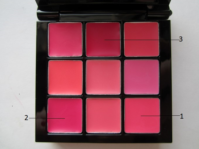 Givenchy Prismissime Lip&Cheek Palette #Euphoric Pink  (1)