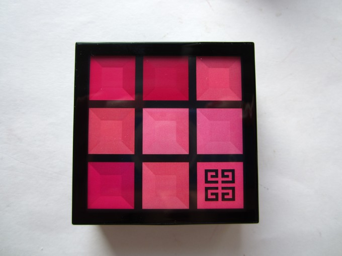 Givenchy Prismissime Lip&Cheek Palette #Euphoric Pink  (3)