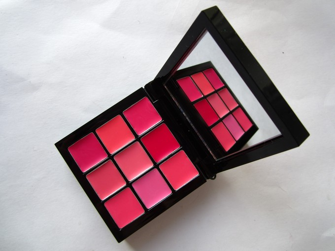 Givenchy Prismissime Lip&Cheek Palette #Euphoric Pink  (4)