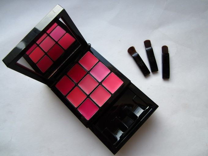 Givenchy Prismissime Lip&Cheek Palette #Euphoric Pink  (5)