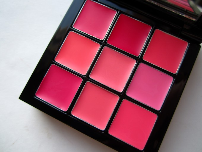 Givenchy Prismissime Lip&Cheek Palette #Euphoric Pink  (6)