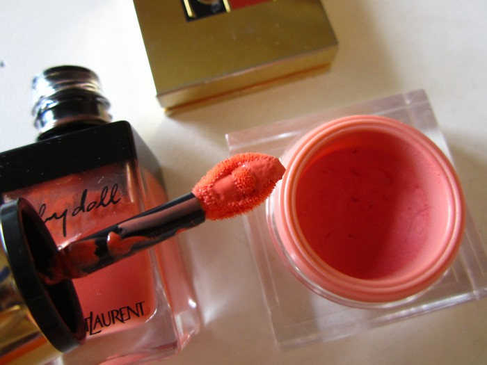 Yves Saint Laurent Kiss and Blush #7_4