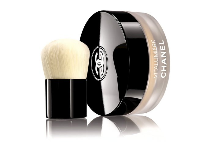 Анонс: Chanel Vitalumiere Loose Powder Foundation