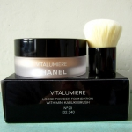Обзор Chanel Vitalumiere Loose Powder Foundation #20