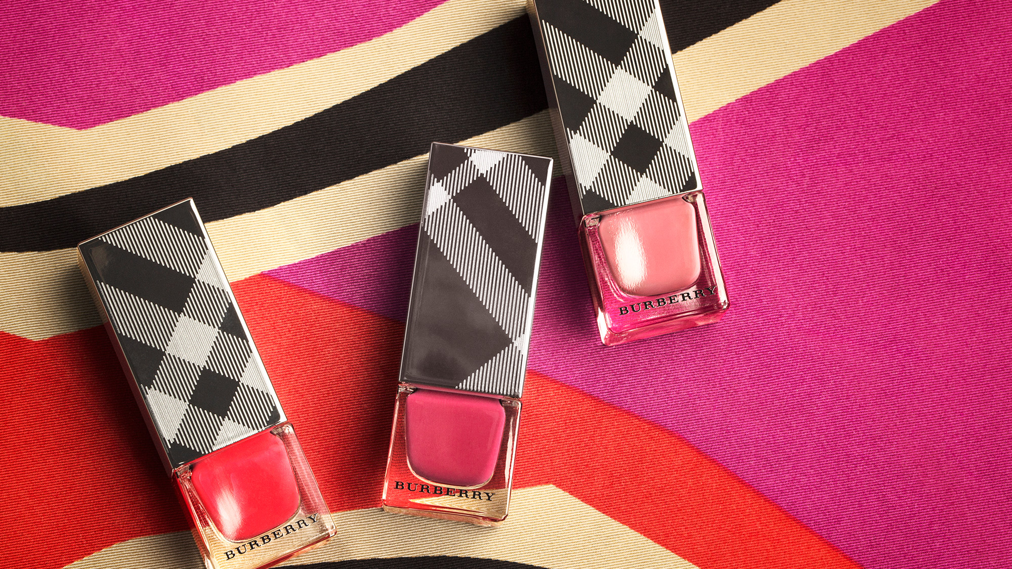 burberry beauty makeup spring 2015-2