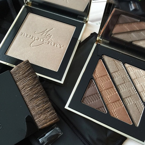 Burberry Beauty christmas 2015