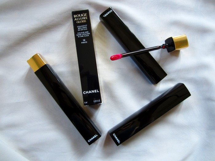 Chanel Rouge Allure Gloss ##15, 18, 19 (2)