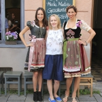 Моя поездка в Мюнхен: Glam Wiesn Brunch 2014