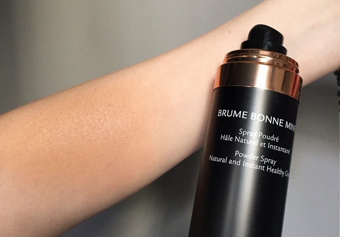 givenchy brume bonne mine