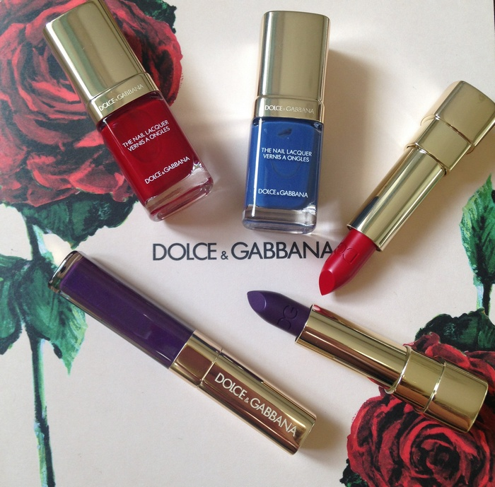 Dolce&Gabbana Make Up 2015-7