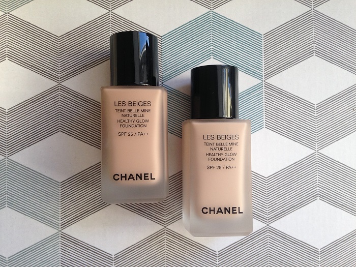 Chanel Les Beiges Healthy Glow Foundation - 1
