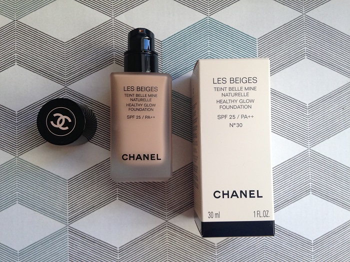 Chanel Les Beiges Healthy Glow Foundation-2