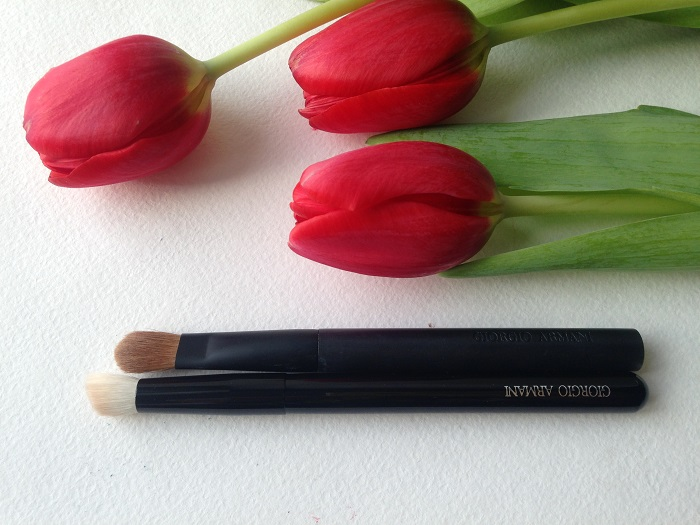 Giorgio Armani №9 Angled Eye Brush-2