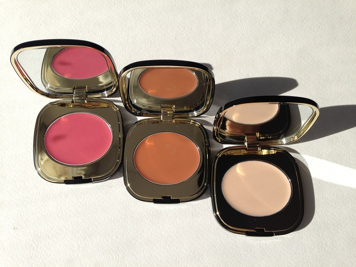 Dolce&Gabbana Make Up Blush of Roses Creamy Face Colour Collection-3