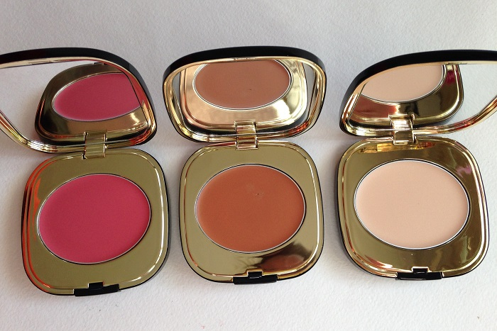 Dolce&Gabbana Make Up Blush of Roses Creamy Face Colour Collection-4