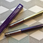 Жидкие подводки Urban Decay Razor Sharp Water-Resistant Longwear Liquid Eyeliner
