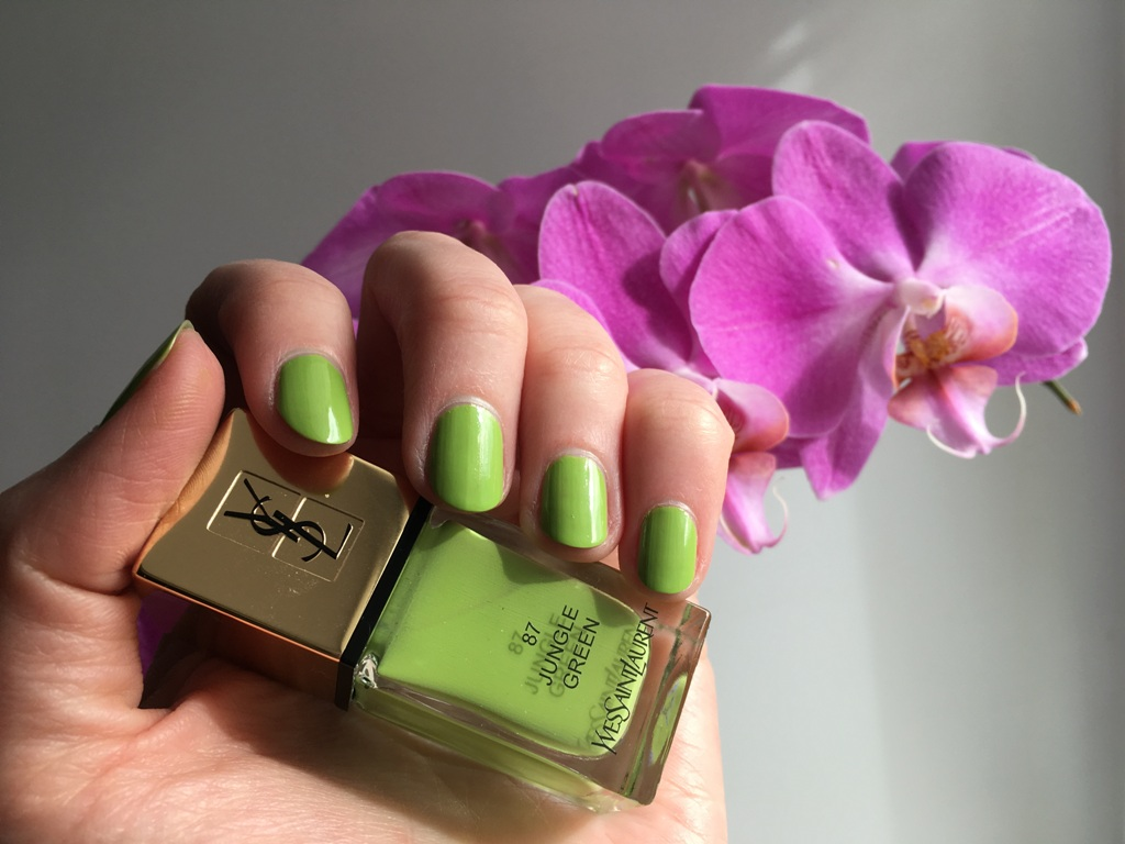 YSL #87 Jungle Green (3)
