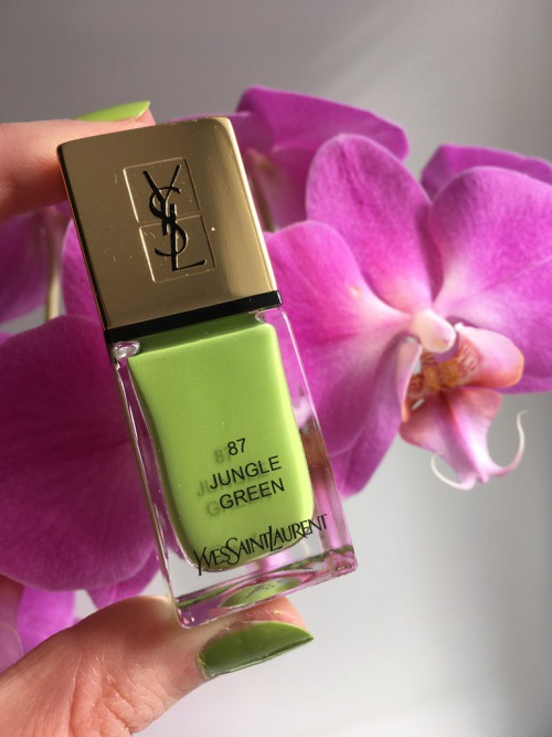 YSL #87 Jungle Green (4)